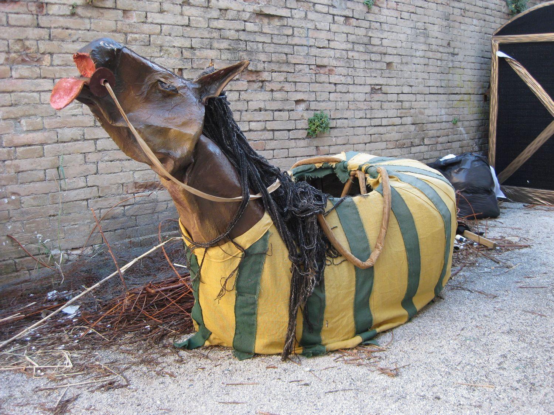 Pferd von Asissi