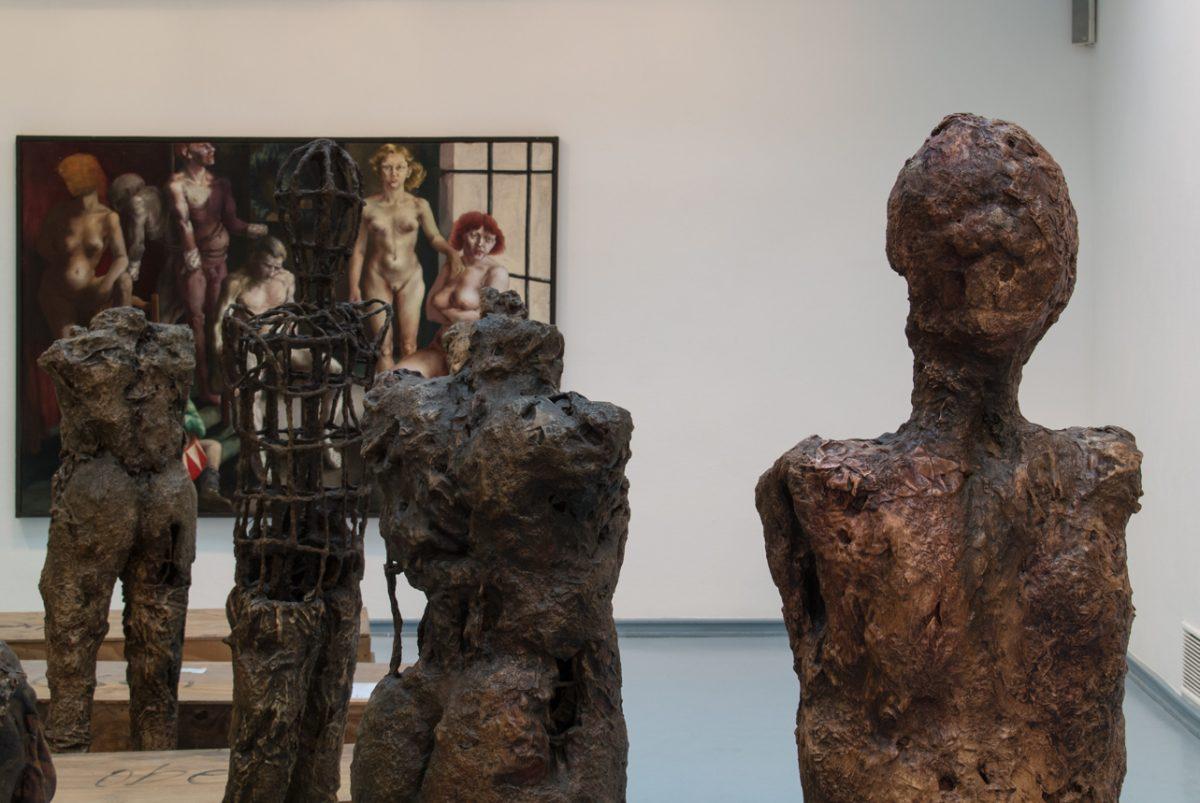 Plastik - die Hitler im Kunstverein Siegen