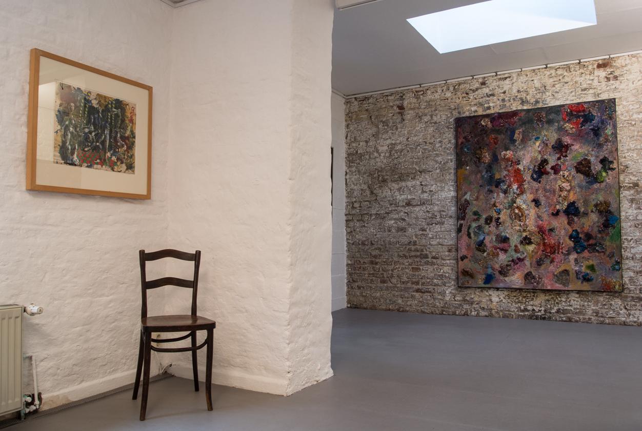 Galerie Koppelmann Blick zur Stirnwand
