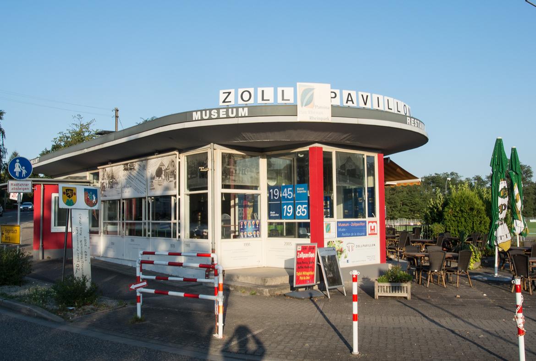 Zollpavillon Lauterburg